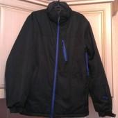 качественная лыжная термо-куртка Parallel, р.48 (М/L)