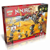 Конструктор Lepin Ninjago 06035