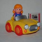 Фирменная машинка кабриолет для фигурок Happy land от ELC mothercare мазекеа