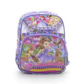Рюкзак 8828 «Принцесса» фиолетовый