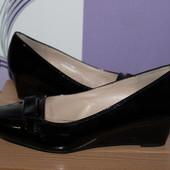 Туфли  footglove m&s кожа размер 39 по стельке 25.5 см