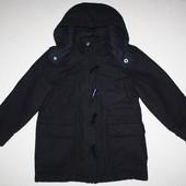 Пальто в школу Marks&Spencer полушерсть