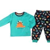 Шок цена  Флисовая пижама для мальчика (86-98 см) Primark