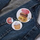 Значки на одежду