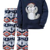 Флисовые пижамки Carters