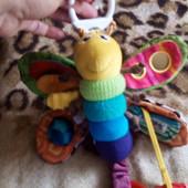Подвеска игрушка бабочка Lamaze на коляску