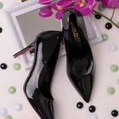 Классические женские туфли-лодочки