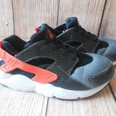 21см-33р Nike Huarache кроссовки на мальчика арт.2928