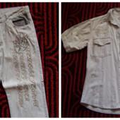 Брюки (штаны) + рубашка (тениска)