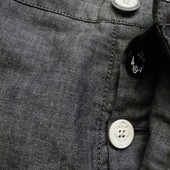 Мужские штаны брюки из льна River Island W 32 L 30