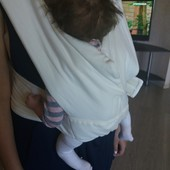 Слинг Wallaboo Baby Carrier Cross