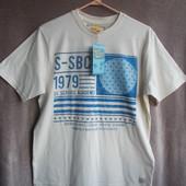 Новая футболка South Beach, сток, без дефектов, размер М , 100% хлопок