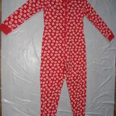 р. 158-164 хлопковый слип kiss me, пижама F&F