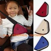 Адаптер (переходник, накладка) детский на ремень безопасности в авто