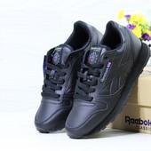 Кроссовки женские Reebok black