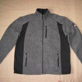 AlpRepublic (4XL) куртка кофта шерстяная мужская