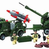 Конструктор Brick (812) Ракетница, 242 детали