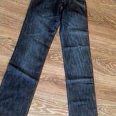 Новые мужские джинсы Sensor (Турция). С бирками. Размер 30 . Замеры : пот 39 см, поб 53 см, длина 11