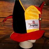Колпак шляпа с бубенчиками для фана Германия