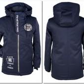 Куртки теплая зима-холодная осень подростковые