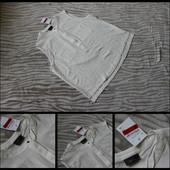 C&a.новая.стильная белая майка - блуза.