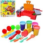 Набор для лепки «Пикник. Барбекю» Play-Doh аналог