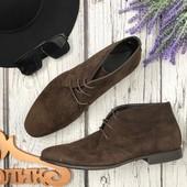 Мужские ботинки чукка Asos с элементами классического фасона  SH3516