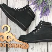 Мужские кожаные ботинки Bellfield в стиле кэжуал  SH3511