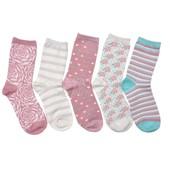 Женские носки 5 шт. 37-42р Primark