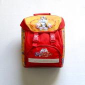 Школьный ортопедический фирменный рюкзак для девочки