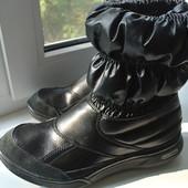 Ботинки Reebok Easytone, р.38 пр-во Вьетнам, обуты 2раза