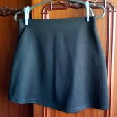 Школьная юбка, пот 33, размер 42, нюанс