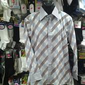 рубашка мужская,воротник 42