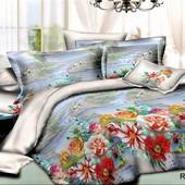 Комплект постельного белья Журавушка, ранфорс
