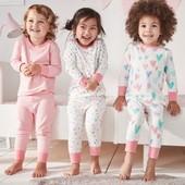 Набір яскравих піжам NEXT Для дівчат 9 міс.-8 років під замовлення