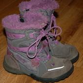 Зимние термо ботинки SuperFit Gore Tex 26 р хорошее состояние