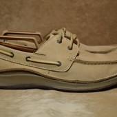 Clarks Active Air Leather туфли, топсайдеры, мокасины. Оригинал! 43 р.