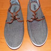 Фирменные мокасины Fula для мужчины, размер 44 (28.5 см)