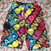 Пляжные плавки шорты р128