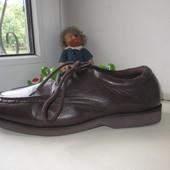 Кожаные туфли Chums 43 р