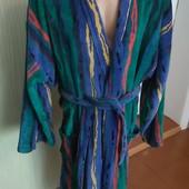 Новий чоловічий халат великого розміру