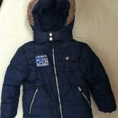 Куртка зима деми 2-3 года.