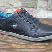 Мужские туфли полуспортивные