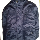 Деми куртка на 5-6 лет