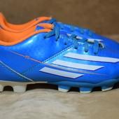 Adidas F5 trx fg jr F32750 футбольные бутсы. Индонезия. Оригинал. 29 р.