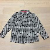 Блузка сорочка рубашка River Island на 10 р. ріст 140 см