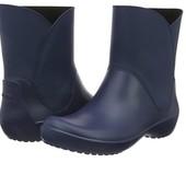 Оригинал Утепленные Crocs Rainfloebootie Rain Boots 36-37