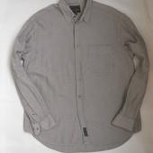 Классная рубашка(клеточка) 16-18 размер,XXLот John Ashfield