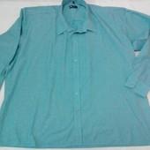Рубашка р 21,5 батал, очень-очень большой размер