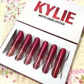 Набор жидких матовых помад Kylie Mattle Liquid Lipstick